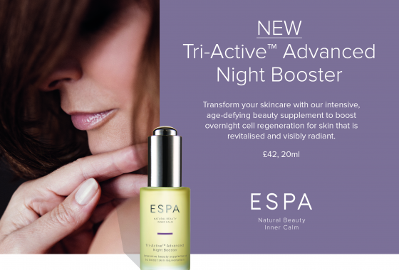 Tri-Active Advanced Night Booster